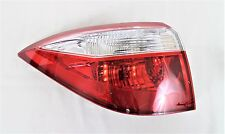 2014-16 Toyota Corolla Tail Outer Light Lamp LH/Driver DOT SAE