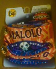 SURVIVOR BUFF Ghost Island CBS Orange Malolo Tribe Buff BRAND NEW Season 36