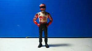 Scalextric figura artesanal  resina 1/32 Nigell Mansell Indycart