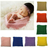 1pc Newborn Baby Photography Photo Props Girls Boys Wrap Blanket Rug Swaddling