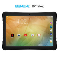 10.1'' Inch Google Gaming Tablet PC Android 7.0 Quad Core Dual Camera Wifi 16GB