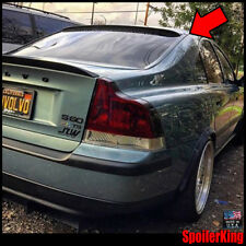 (284R) Rear Roof Spoiler Window Wing (Fits: Volvo S60/S60R 2001-09) SpoilerKing