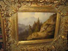 SCKELL Ludwig, *1833  Rehe im sonnigen Gebirgstal