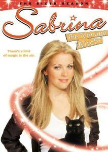 Sabrina the Teenage Witch: The Sixth Season [New DVD] Full Frame