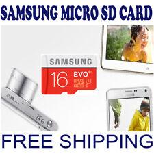 Memory Card 16GB Micro SD  Card Class 10 plus Free Adapter
