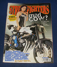 STREETFIGHTERS MAGAZINE MAY 2001 - MAD COW?