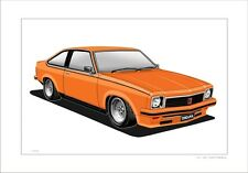 Holden LX 'ss' Hatchback TORANA GMH Classic Limited Edition