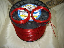 2X5MTR X 1.65mm STRIMMER CORD/LINE / STRING/ . IDEAL FOR MAKITA STRIMMERS