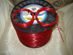 2X5MTR X 1.65mm STRIMMER CORD/LINE /  IDEAL FOR BLACK AND   DECKER  STRIMMERS
