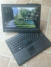 Dell XT2 Core 2 Duo 1.60ghz 2GB RAM 32GB HDD Tablet  wifi 2 in 1 Touchscreen