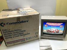 Commodore 1084S Computer Monitor for C64/Amiga Computer