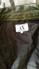 Leather ARMANI Clothing for Men