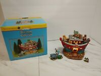 Dept 56 Storybook Village Collection Noah's Ark 13220 Charming w/ Box & Light