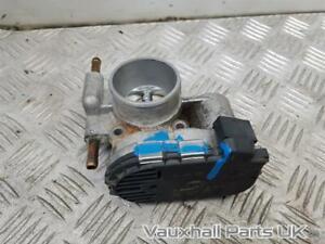 2007 VAUXHALL CORSA D 1.4 Petrol Z14XEP Throttle Body 93181025 82223