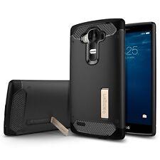 Spigen LG G4 Case Ultra Resistente Negro de la cápsula (PET)