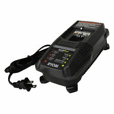 New Ryobi ONE+ P118 18V Intelliport Lithium Ion Battery Charger for P103 P104