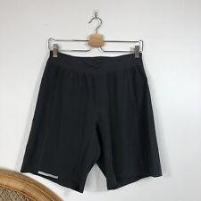 Lululemon Mens Shorts Size S Grey Active Gym Yoga Run