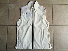 NIKE GOLF Womens Sphere Pro Vest-Soft Pearl--Medium-NWT
