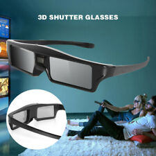 bluetooth Active Shutter 3D Glasses USB Rechargeable For Epson Samsung Sony TCL