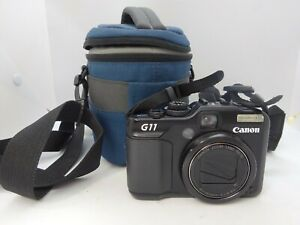Canon Powershot G11 Digital Compact Camera