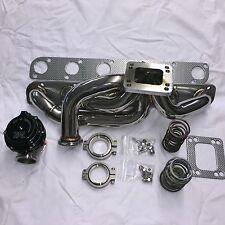 BMW Turbo Manifold M20/Tial MVR 44mm combo T3/T4   E30ix/E34/E28