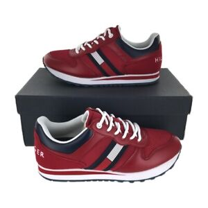 Tommy Hilfiger Wmns Liams Red Sneakers (TWLIAMS) US 5.5 - 8