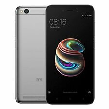 Xiaomi Redmi 5a 32gb Nero/gris.3gb Ram. Snapdragon 425 ROM Ufficiale EN Español