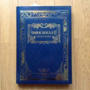 DARK SOULS II 2 Design Works Art Illustration XBookx Book