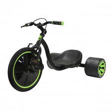 Madd Gear Mini Drift Trike, Black/Green New In Box