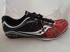 SAUCONY Shay XC 3 Cross Country Scarpe sportive CAMPIONE UK 12 US 13 EU 48 Ref