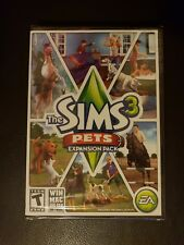 PC The Sims 3: Pets - Expansion Pack. Brand New. Free SHIPPING