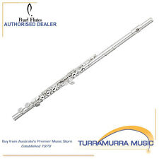 Pearl Flutes PF500 Silver Plated Beginner Student Flute Offset G