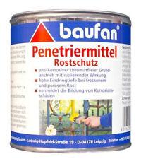 Baufan Penetriermittel Rostschutz 375ml Oxydgelb Grundierung
