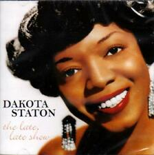 Dakota Staton - The Late, Late Show (NEW SEALED CD)