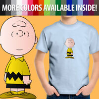 Toddler Kids Tee Youth T-Shirt Charlie Brown Peanuts Snoopy Comics Cartoon Fun