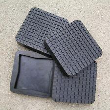 New Set of 4 - Square Rubber Arm Pads for BendPak/ Danmar 2-Post Car Lift