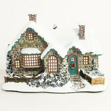 Thomas Kinkade 2002 Hawthorne Village Sweet Shop 79711 Lighted House