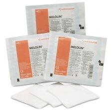 Melolin Dressings 10x10cm (10 Dressings) Non Adhesive | Burns |UK PHARMACY STOCK