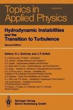 USED (LN) Hydrodynamic Instabilities and the Transition to Turbulence (Topics in