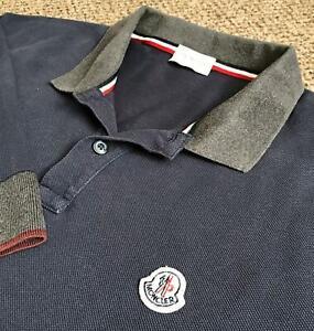 MONCLER – Mens Polo Shirt – Size XL