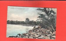Watertown,Sd South Dakota, Lake Kampesha, used 1910
