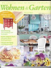 Wohnen und Garten Februar 2021 - Schönes für drinnen & draußen - Zeitschrift