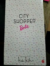 Mattel - Macy's City Shopper Limited Edition Barbie 1996 Design By Nicole Miller