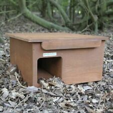 Gardenature Hedgehog House with Camera