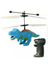 Flying Dinosaur Helicopter Sensor Flying Remote Control Aircraft  Toys New!!!