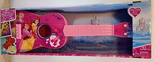 Disney Princess Guitar 🎸  New 24'' Pink