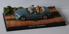 BMW Z3 Diorama James Bond 007 Goldeneye; Universal Hobbies 1:43