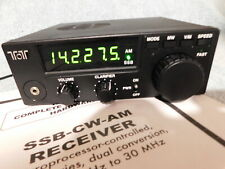 🔥 TEN TEC SHORTWAVE SWL RECEIVER MODEL 1254  EX Cond 100 KHZ - 30 MHZ AM & SSB