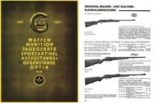 GECO Munitions 1937 Catalog No. 65 - 50th Anniversary Issue