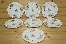 "Minton Marlow Set of (7) Bread & Butter Plates, 6 1/4"""